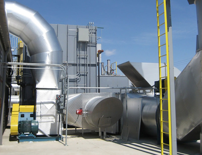 Energy Recovery Systems: Industrial ventilation