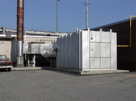 The CMM Group - Thermal Oxidizer Manufacturer