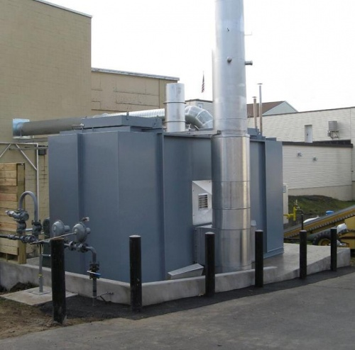 Installation-Of-Regenerative-Thermal-Oxidizer