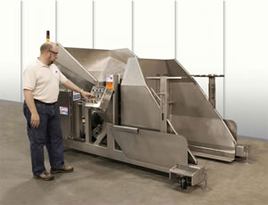 Production Machinery - Pre-melters and cheese melters