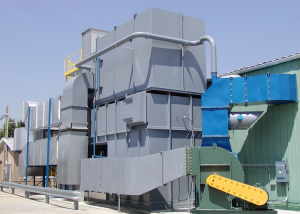 energy-recovery-thermal-oxidizer