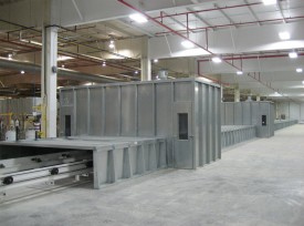 Conveyorized Curing Baking Ovens - industrial oven manufacturers