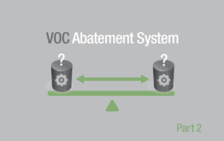 How to Select the Right VOC Abatement System Part 2