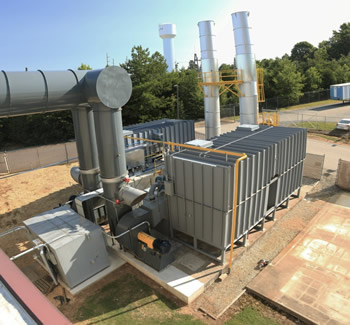 What is a Regenerative Thermal Oxidizer?