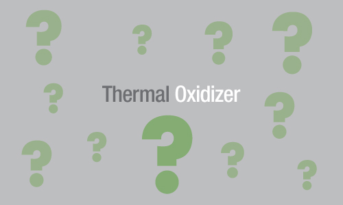 What is a Regenerative Thermal Oxidizer