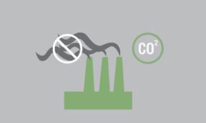 ROT installation destroys VOC emissions