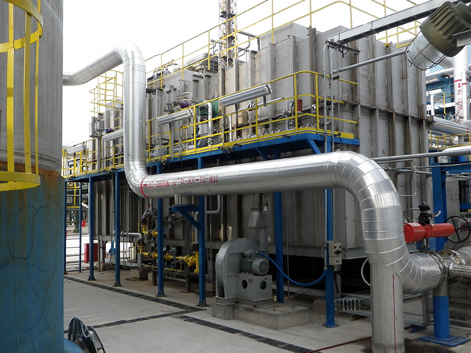 Regenerative Thermal Oxidizer China