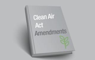 Clean Air Act Amendments
