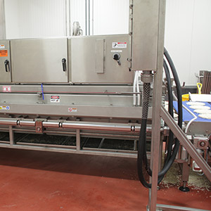 Frozen Pizza Cheese Melter Manufacturer