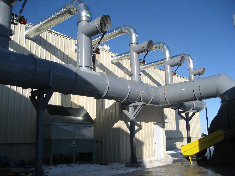Airflow Control Damper
