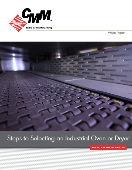 Guide to Selecting an Industrial Oven or Dryer