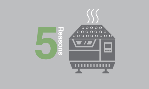 5 Reasons New Industrial Oven