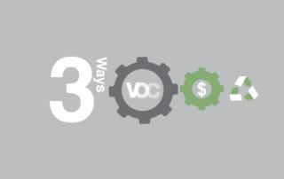 Improve Cost Efficiency VOC Abatement