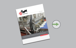 CMM Group Releases Guide Cheese Melters