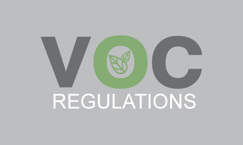 VOC Regulations Affect Manufacturing Process